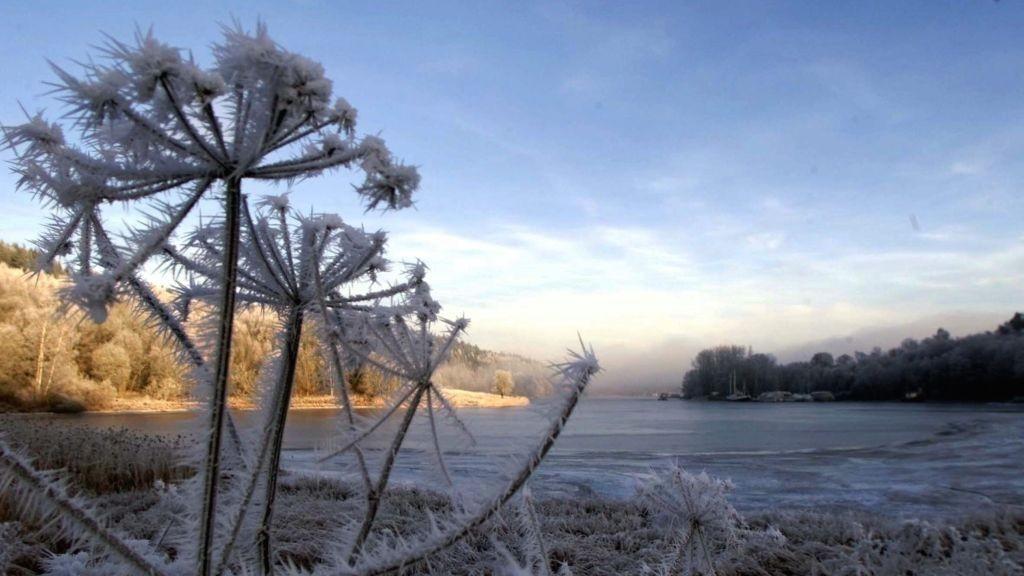 Kulde, vinterlandskap