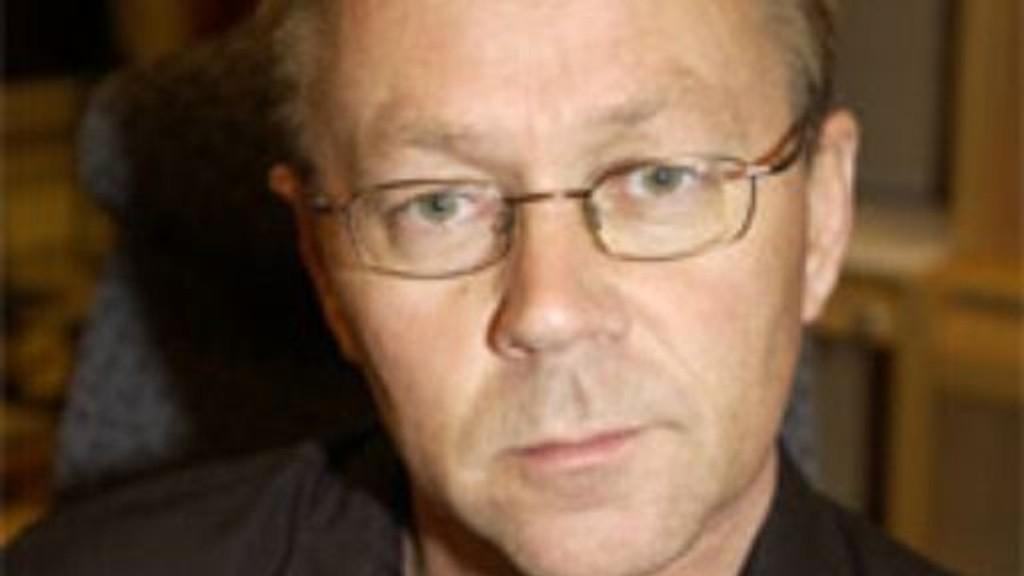 Sjefredaktør John Arne Markussen i Dagbladet.