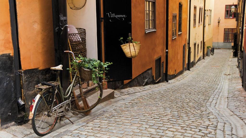 Alle må innom den sjarmerende Gamla Stan på et besøk i Stockholm.