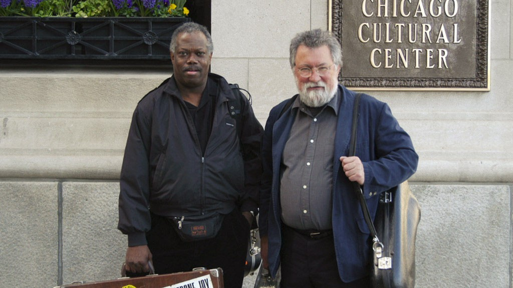 Joe McPhee og Evan Parker