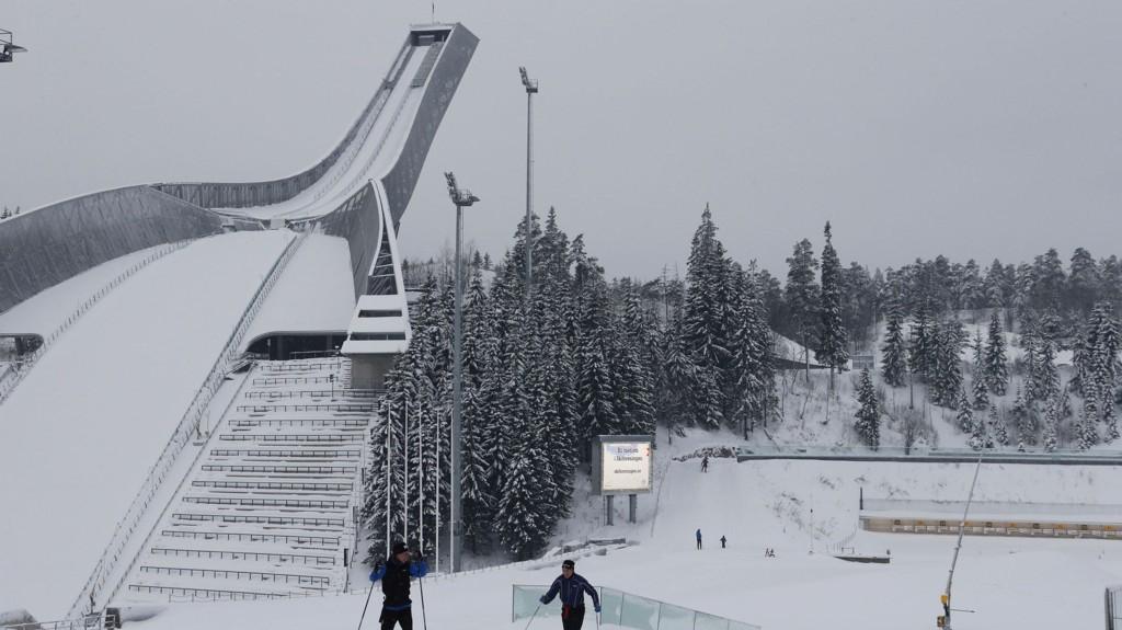 NEI TAKK: Norges befolkning ønsker ikke OL i Oslo i 2022.