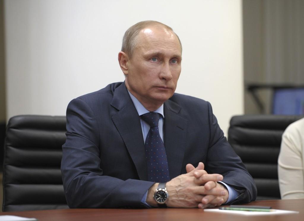 Russland-ekspert Edward Lucas tror Vladimir Putin har et ønske om å ta tilbake mange av de tidligere Sovjet-statene.